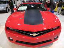 Camero Muscle Car Stock Image