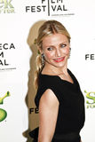 Cameron Diaz. NEW YORK - APRIL 21: Cameron Diaz attends the Shrek Forever After premiere during the 2010 Tribeca Film Festival at the Ziegfeld Theatre on April stock photo