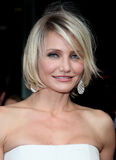 Cameron Diaz stockfotos