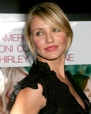 Cameron Diaz Royalty Free Stock Photography