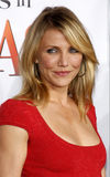 Cameron Diaz. Arrives to the World Premiere of `What Happens in Vegas` held Mann Village Theater in Westwood, California, United States on May 1, 2008 Royalty Free Stock Photo