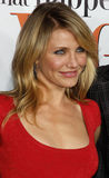 Cameron Diaz. Arrives to the World Premiere of `What Happens in Vegas` held Mann Village Theater in Westwood, California, United States on May 1, 2008 Stock Image