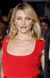 Cameron Diaz. Attends the World Premiere of `What Happens In Vegas` held at the Mann Village Theater in Westwood, California, United States on May 1, 2008 Royalty Free Stock Images