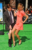 Cameron Diaz, Mike Myers Stock Photography