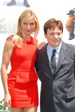 Cameron Diaz,Mike Myers Stock Images