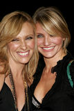 Cameron Diaz and Toni Collette Stock Images