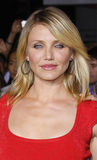 Cameron Diaz. WESTWOOD, CALIFORNIA.Thursday May 1, 2008. Cameron Diaz attends the World Premiere of `What Happens In Vegas` held at the Mann Village Theater in Royalty Free Stock Photo