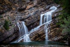 Cameron Falls Royalty-vrije Stock Foto