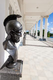 Cameron gallery in Catherine royal park Saint Petersburg Stock Photos