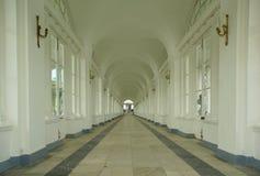 Cameron Gallery in Tsarskoye Selo. Cameron Gallery in Catherine park in Tsarskoye Selo Royalty Free Stock Image