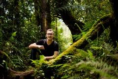 Cameron Highlands Gunung Jasar que trekking fotos de stock