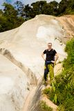 Cameron Highlands Gunung Jasar que trekking fotos de stock royalty free