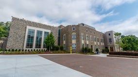 Cameron Indoor Stadium em Duke University foto de stock