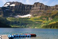 Cameron Lake Royalty-vrije Stock Fotografie