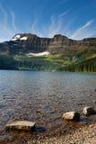 Cameron Lake Royalty-vrije Stock Afbeeldingen