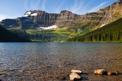 Cameron Lake Stock Image