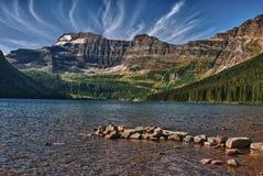 Cameron Lake Stock Photography