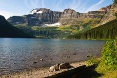Cameron Lake Royalty Free Stock Image