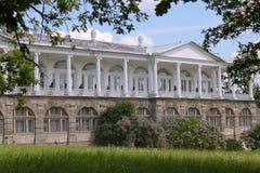 Camerons galleri i Pushkin, St Petersburg Royaltyfri Foto