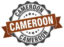 Cameroon seal Stock Image