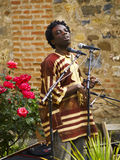 cameroonian muzyki muntu valdo Zdjęcie Stock