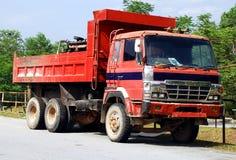 Camião de Contruction imagem de stock royalty free