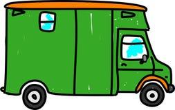 Camião do cavalo ilustração royalty free