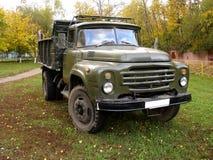 Camião velho Imagem de Stock