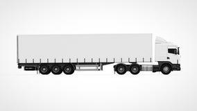 Camión imagen de archivo