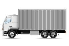 Camión Imagenes de archivo