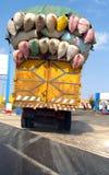 Camión africano Imagenes de archivo