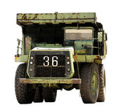 Camión carbonífero viejo Fotos de archivo