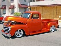 Camión clásico de Chevrolet Imagen de archivo libre de regalías