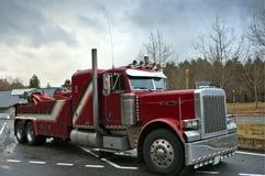 Camión de auxilio americano Imágenes de archivo libres de regalías