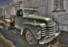 camión de Chevrolet de los años 50 Fotos de archivo