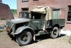 Camión de ejército Imagen de archivo libre de regalías