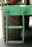Camión de la escalera Imágenes de archivo libres de regalías