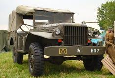 Camión de los E.E.U.U. Fotografía de archivo libre de regalías