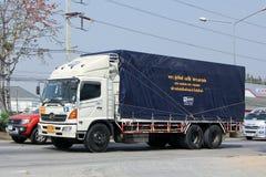 Camión de remolque del cargo de Rungthip Asia Transport Company Imagenes de archivo