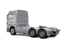 Camión de reparto del cargo imagen de archivo libre de regalías