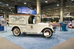 Camión de Servide de la patrulla de la carretera Imagen de archivo