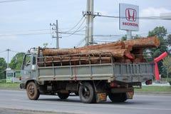 Camión de Tailandia Forest Industry Organization Fotografía de archivo libre de regalías