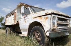 Camión del abandono Foto de archivo