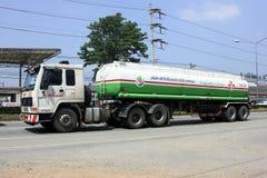 Camión del aceite Imagen de archivo