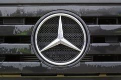 Camión del Benz de Mercedes Fotografía de archivo