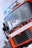 Camión del bombero fotografía de archivo