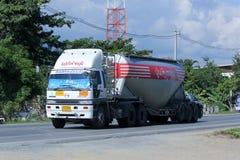 Camión del cemento Imagen de archivo libre de regalías