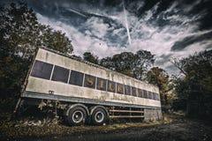 Camión del corte de la seda Imágenes de archivo libres de regalías