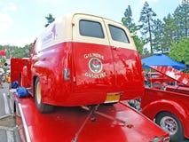 Camión del panel de Ford Imágenes de archivo libres de regalías