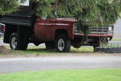 Camión del viejo estilo fotos de archivo